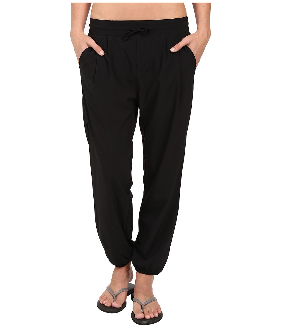 Woolrich - Rendezvous Harem Pants (Black) Women's Casual Pants