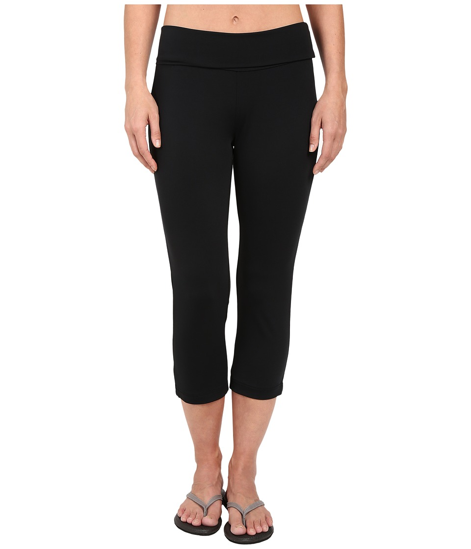 Woolrich - Rendezvous Capri Pants (Black) Women's Casual Pants