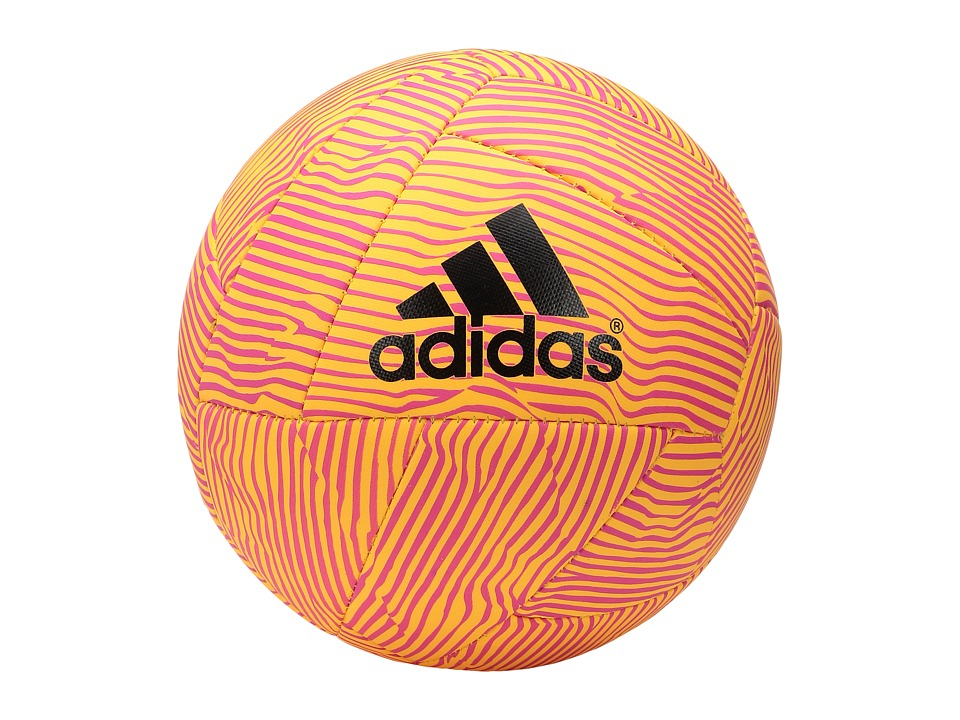 adidas - X Glider (Solar Gold/Shock Pink/Black) Athletic Sports Equipment