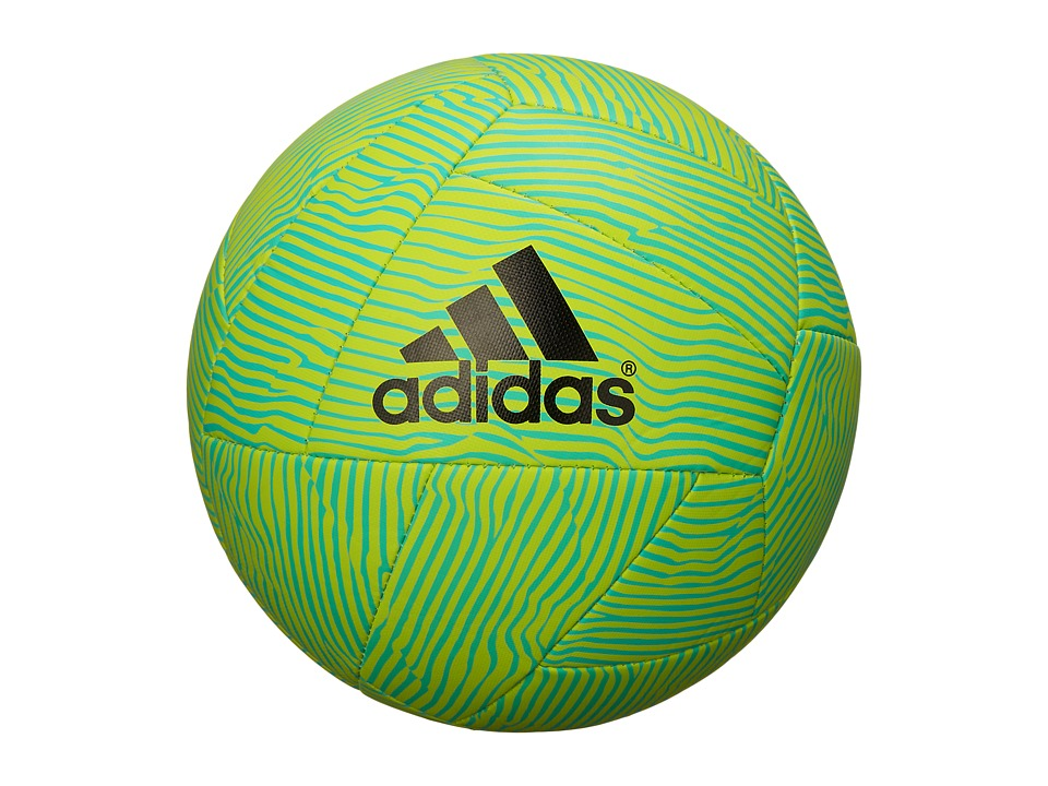 adidas - X Glider (Semi Solar Slive/Shock Mint/Black) Athletic Sports Equipment
