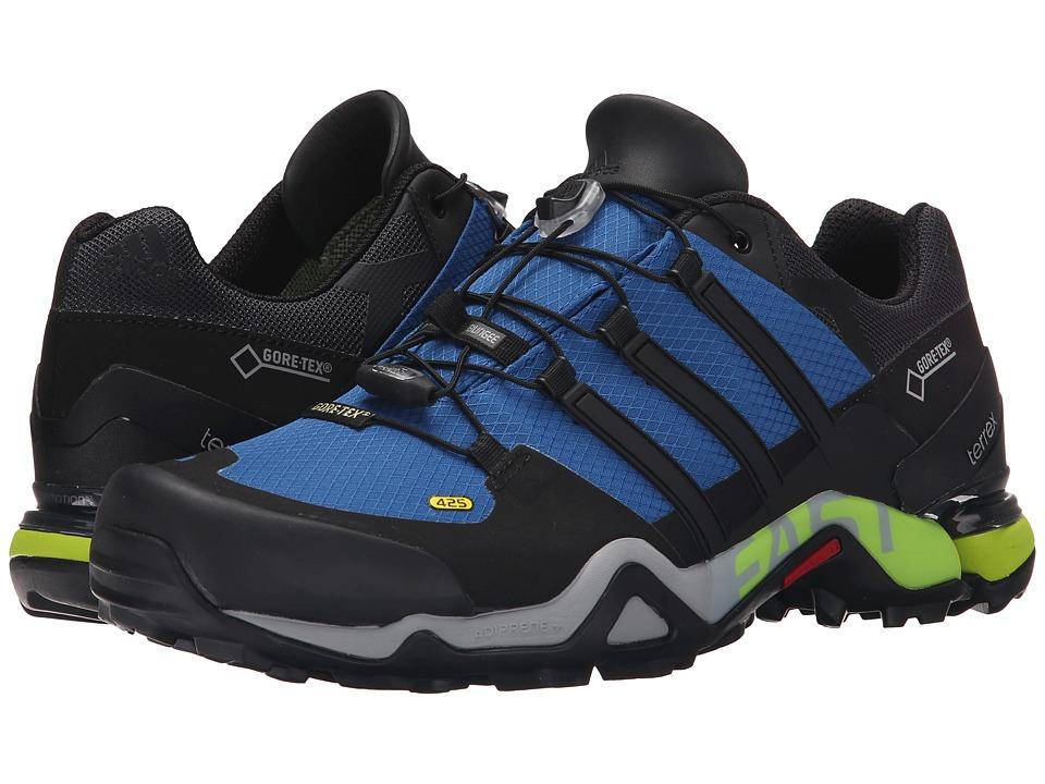 adidas Outdoor - Terrex Fast R GTX (EQT Blue/Black/Midnight) Men's Shoes