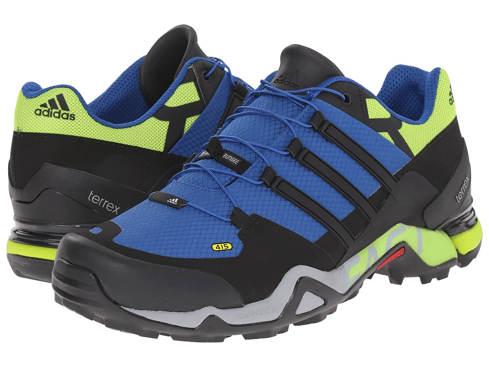 adidas Outdoor - Terrex Fast R (Blue) Men's Shoes