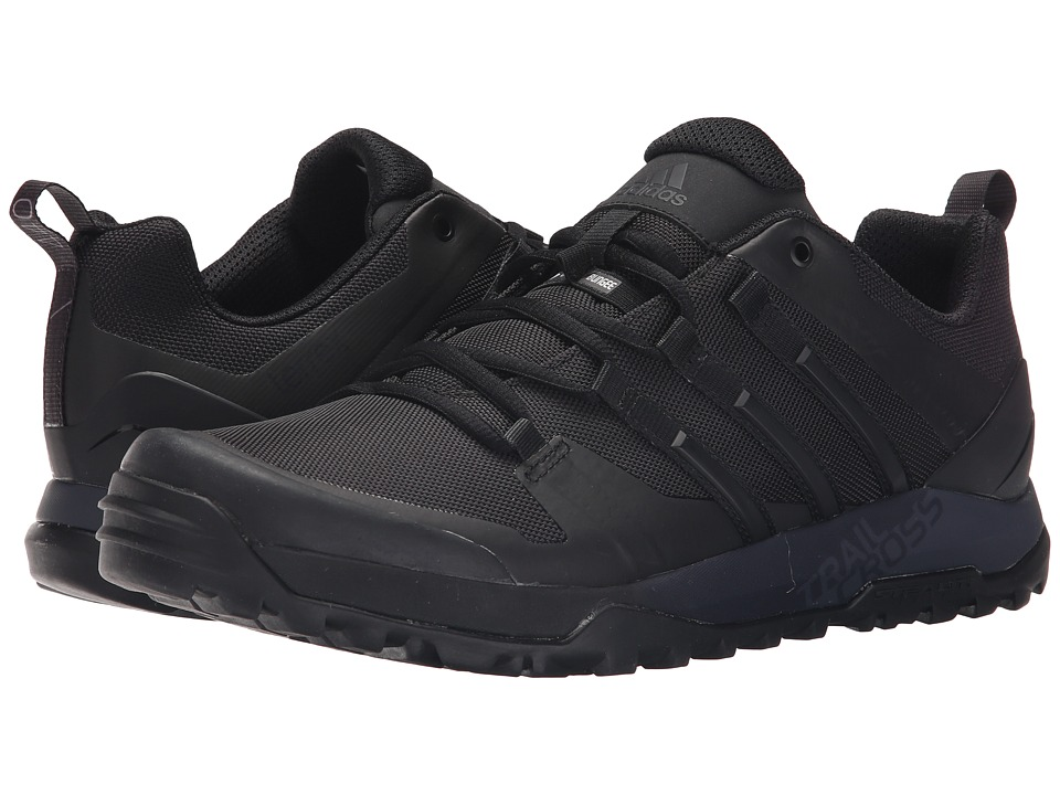 adidas Outdoor - Terrex Trail Cross SL (Dark Grey/Black/MGH Solid Grey) Men's Shoes