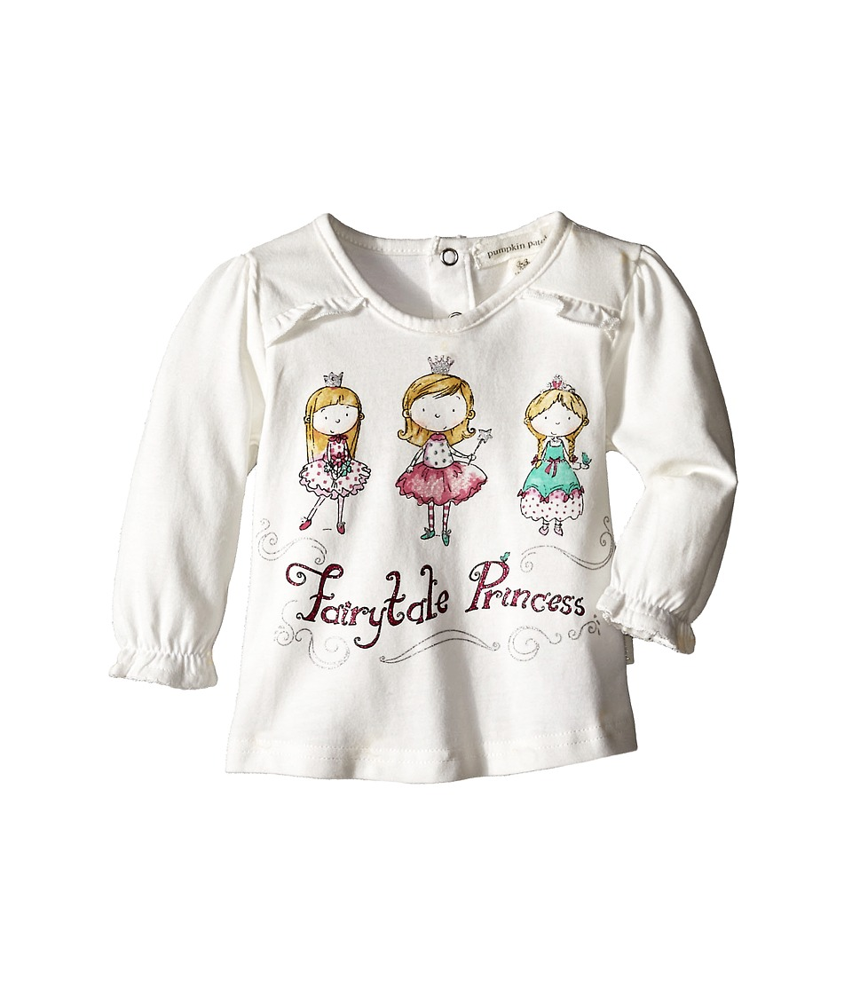 Pumpkin Patch Kids - Finding Anastasia Fairy Tale Top (Infant) (Vanilla) Girl