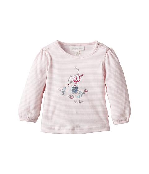 Pumpkin Patch Kids - Dance Academy Pretty Print Top (Infant) (Orchid Pink) Girl