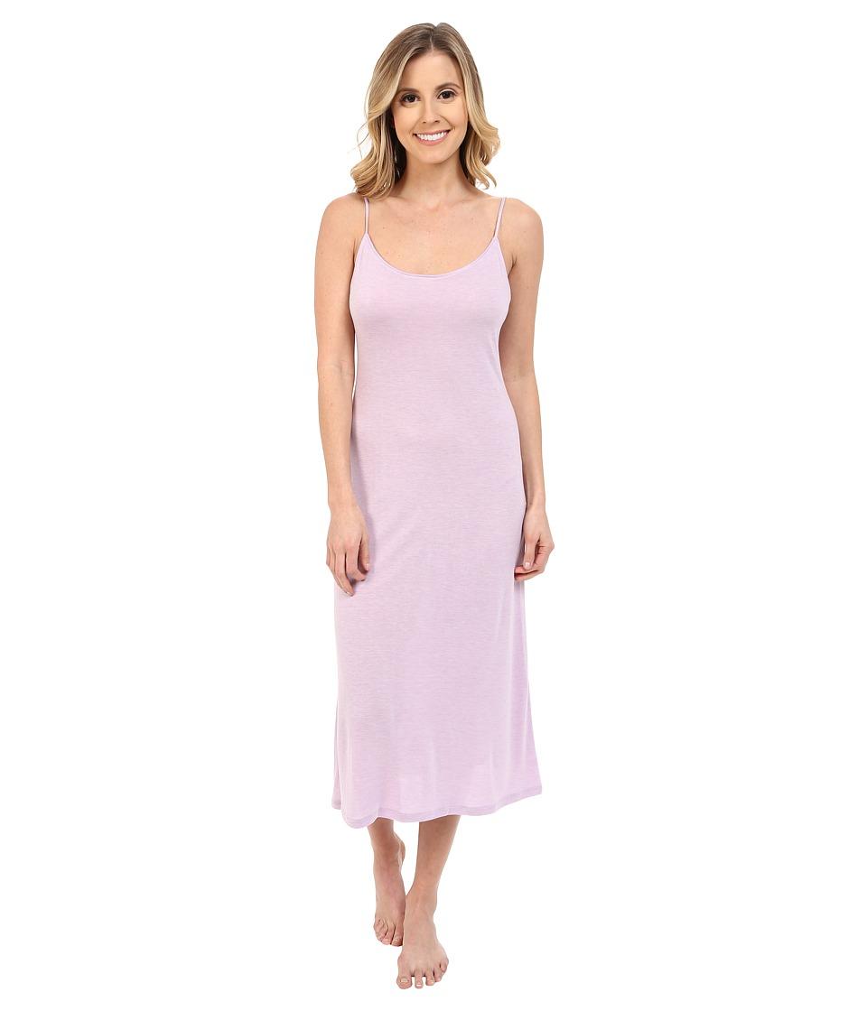Natori - Shangri-La Gown (Lilac) Women's Pajama