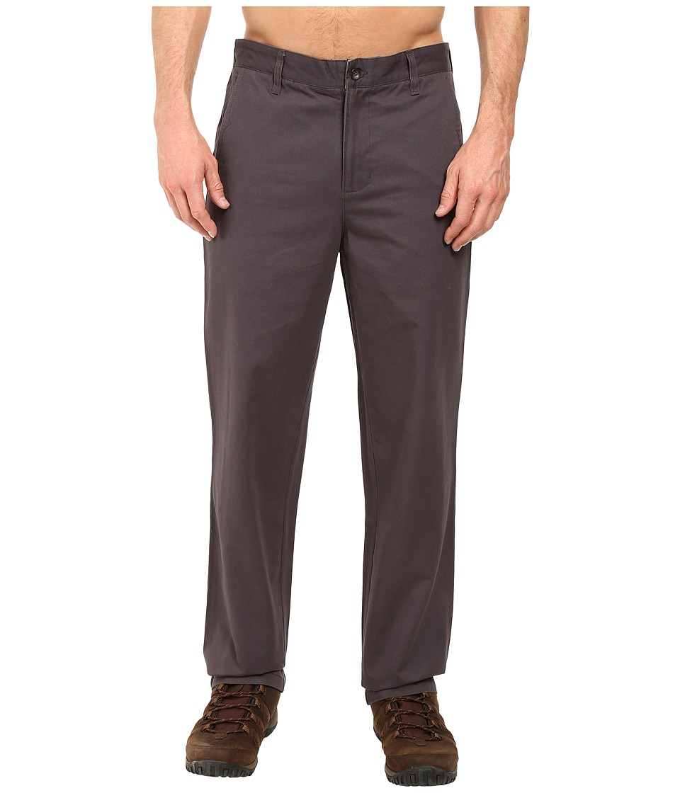 Woolrich - Milestone Pant (Macadam) Men's Casual Pants