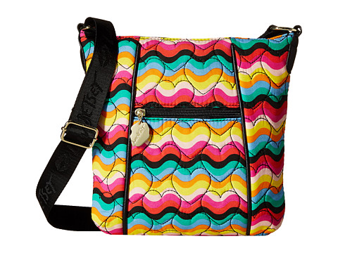 Luv Betsey - Cassie Crossbody (Rainbow) Cross Body Handbags