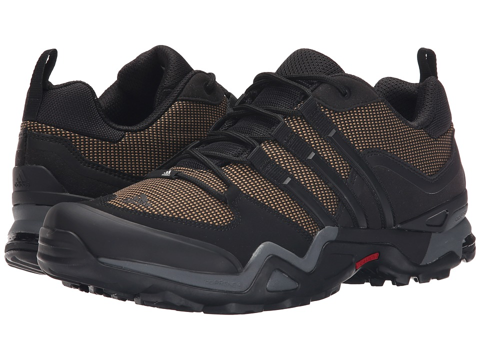 adidas Outdoor - Fast X (Earth/Black/Vista Grey) Men's Shoes