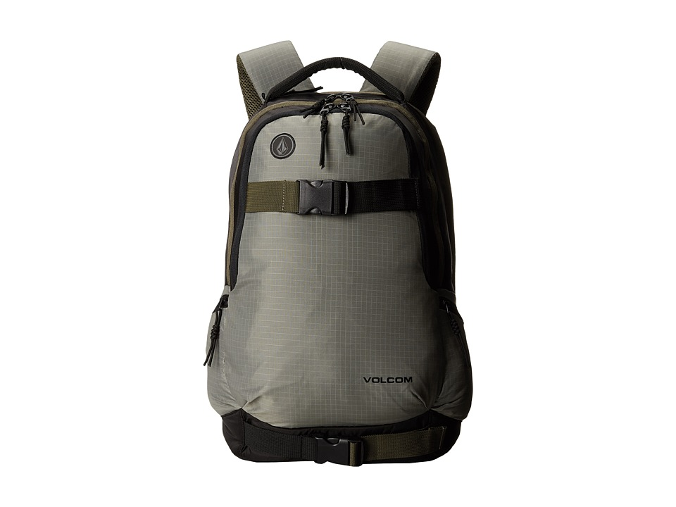 Volcom - Vagabond (Black Combo) Backpack Bags