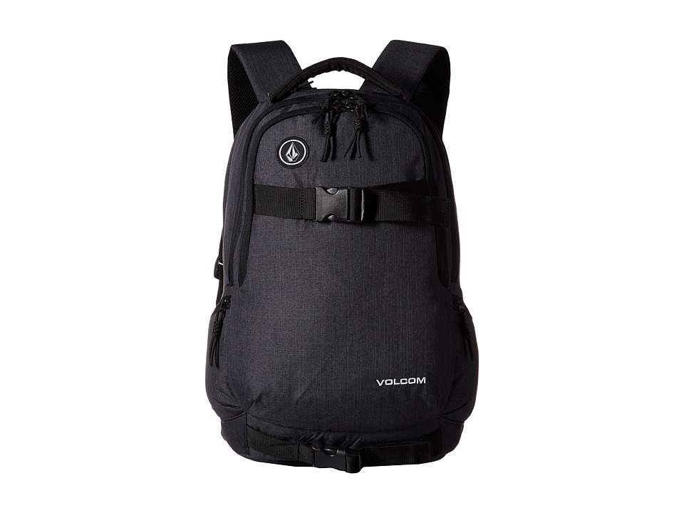 Volcom - Vagabond (Heather Black) Backpack Bags