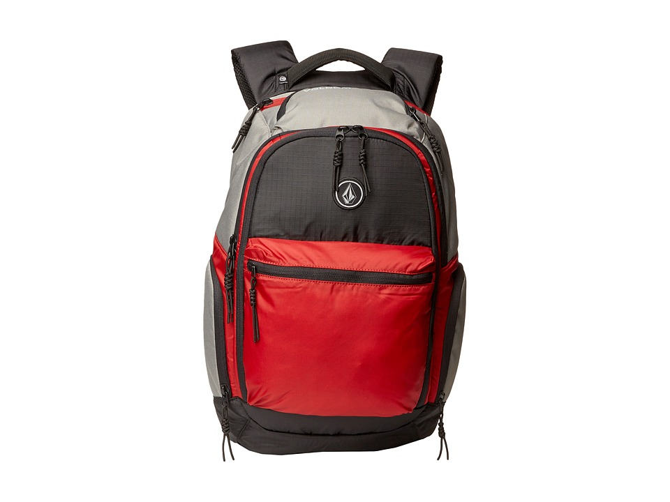 Volcom - Automation (Crimson) Backpack Bags