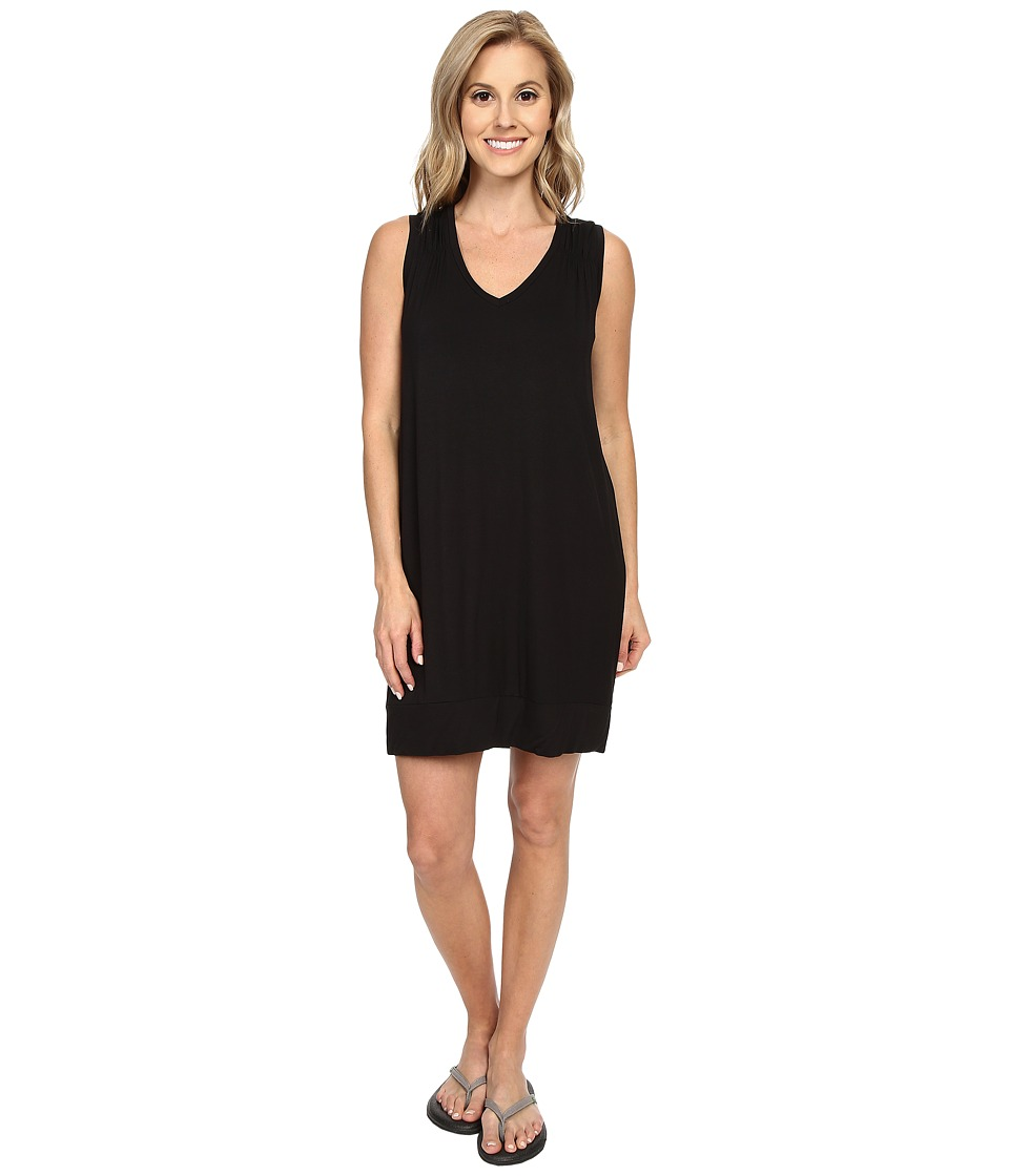 KAVU - Pacific Coast Dress (Black) Women's Dress