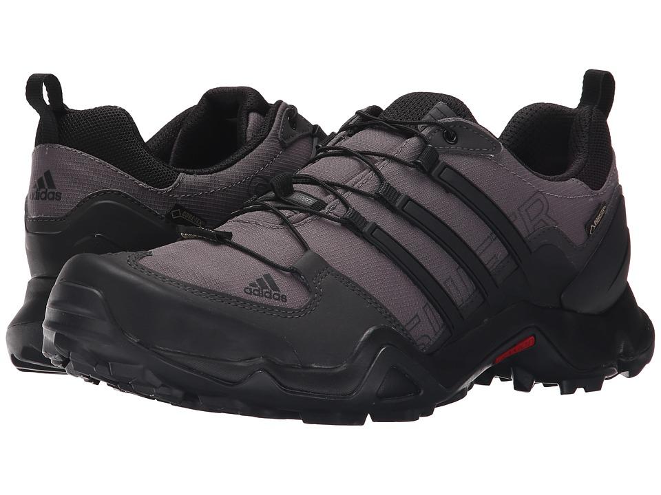 adidas Outdoor - Terrex Swift R GTX (Granite/Black/Shadow Black) Men's Shoes
