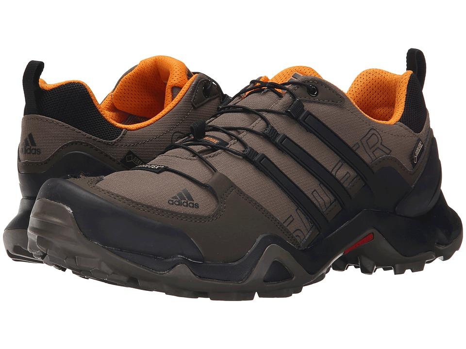 adidas Outdoor - Terrex Swift R GTX (Branch/Black/Umber) Men's Shoes