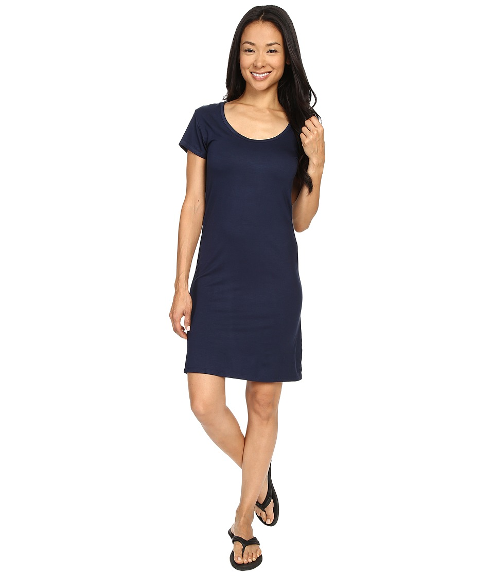 KAVU - Gentri Dress (Navy) Women's Dress
