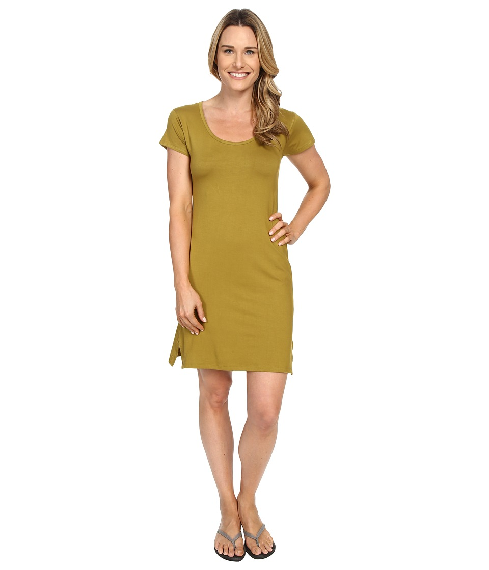 KAVU - Gentri Dress (Olive) Women's Dress