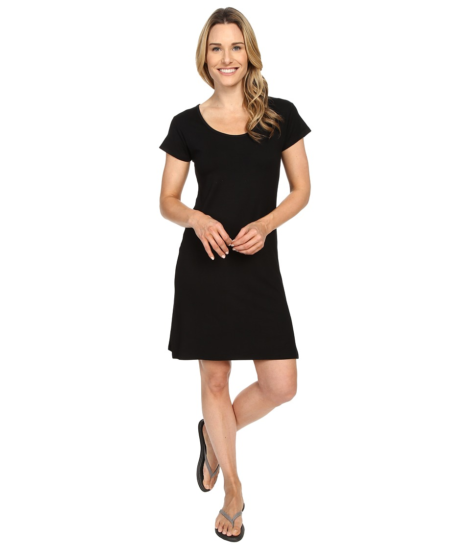 KAVU - Gentri Dress (Black) Women's Dress