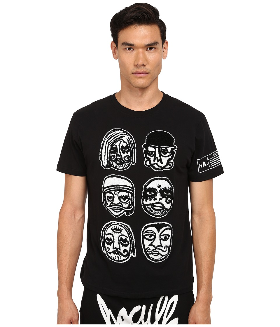 Haculla - All Character Tee (Black) Men