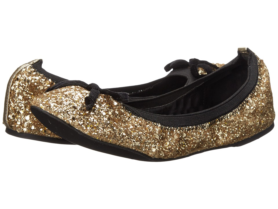 Michael Antonio - Pearl-Glitter (Gold) Women's Flat Shoes