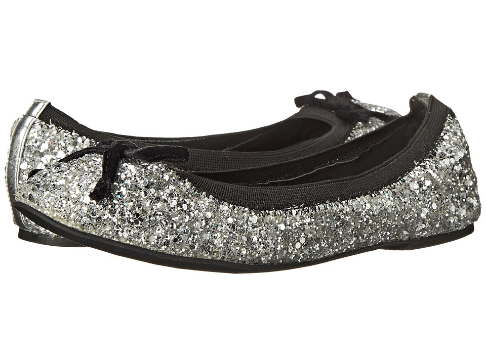Michael Antonio - Pearl-Glitter (Silver) Women's Flat Shoes
