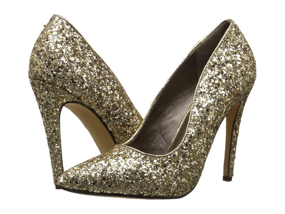 Michael Antonio - Lamiss-Glitter (Gold) High Heels