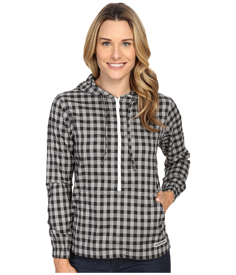 KAVU - Novalee Outerwear (Black/White) Women's Jacket