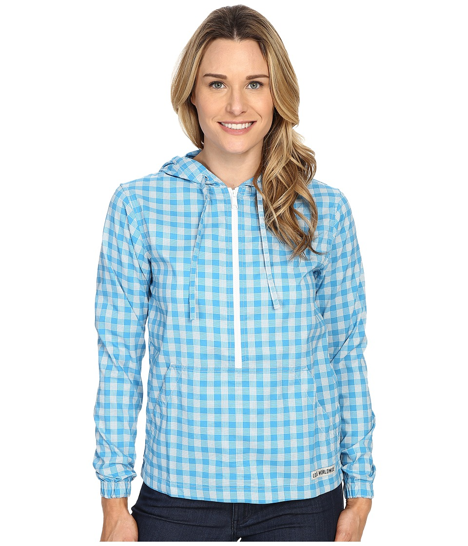 KAVU - Novalee Outerwear (River Blue) Women's Jacket