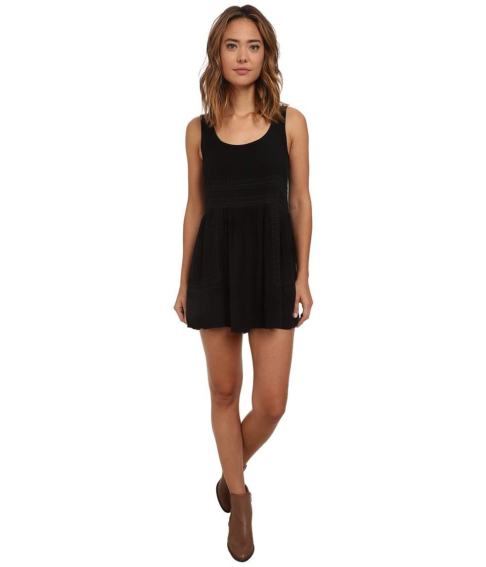 Obey - Harrison Dress (Black) Women's Dress