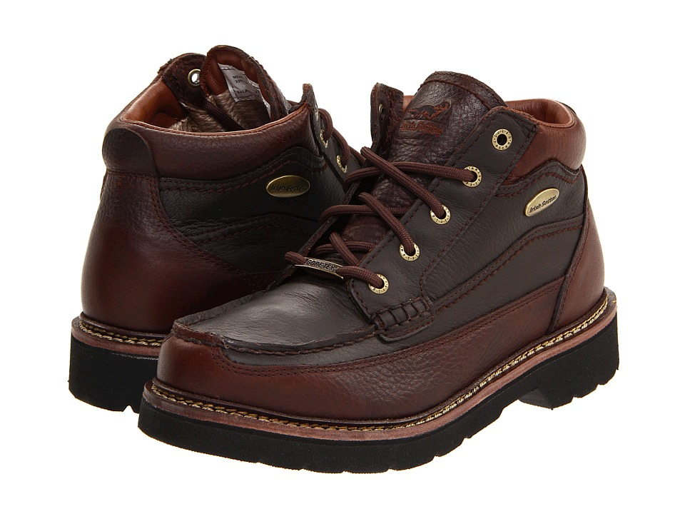 Irish Setter - Countrysider GTX Chukka 1860 (Dark Brown Kangaroo/Cowhide Leather) Men's Waterproof Boots