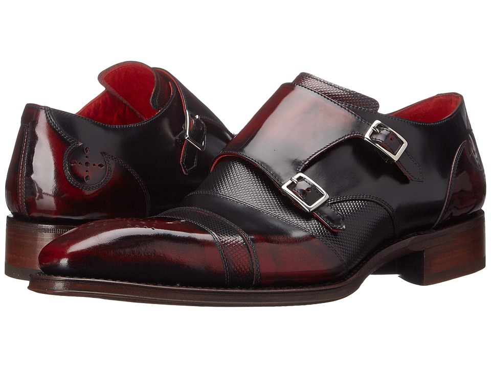 Jeffery-West - Moon (Bordeaux) Men's Shoes