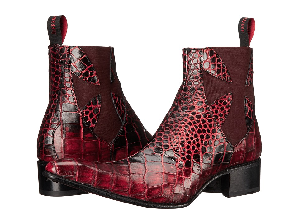 Jeffery-West - Rochester (Red) Men's Shoes