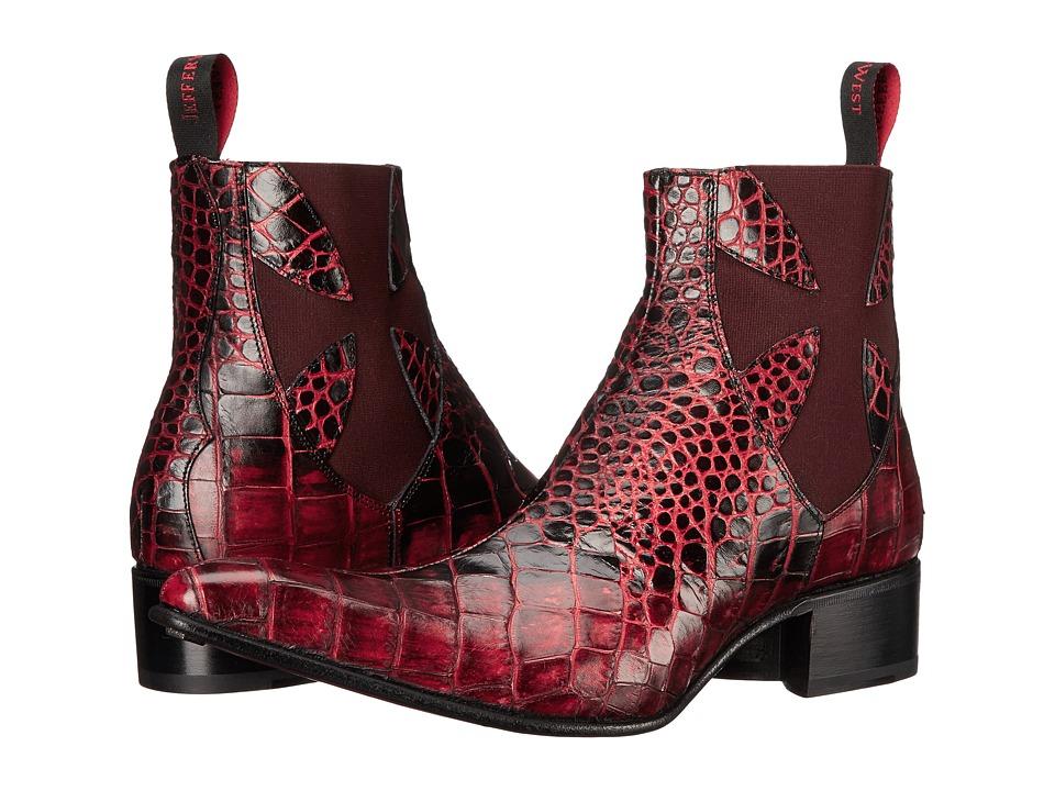 Jeffery-West - Rochester (Red) Men's Shoes