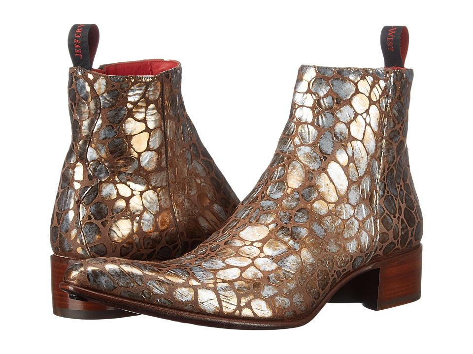 Jeffery-West - Rochester (Gold) Men's Shoes