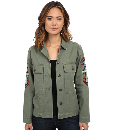 Obey - Brighton Overshirt (Army) Women