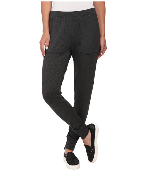 Obey - Riley Pants (Heather Charcoal) Women's Casual Pants