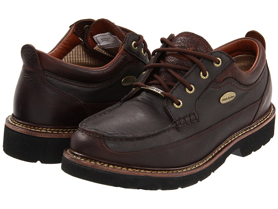 Irish Setter - Countrysiders GTX Oxford 1859 (Dark Brown Kangaroo/Cowhide Leather) Men's Shoes
