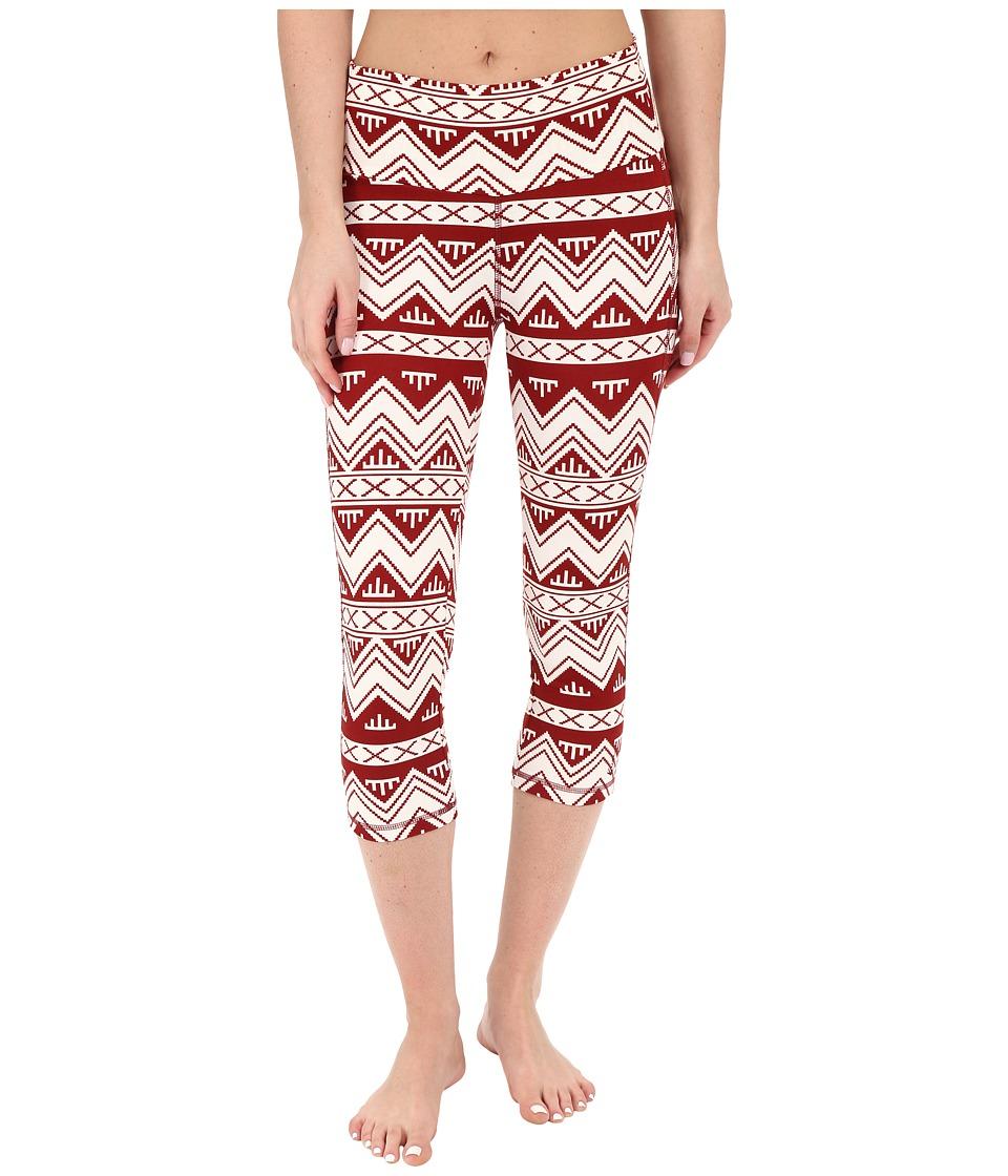 KAVU - Cadence Chop (SW Chevron) Women's Casual Pants
