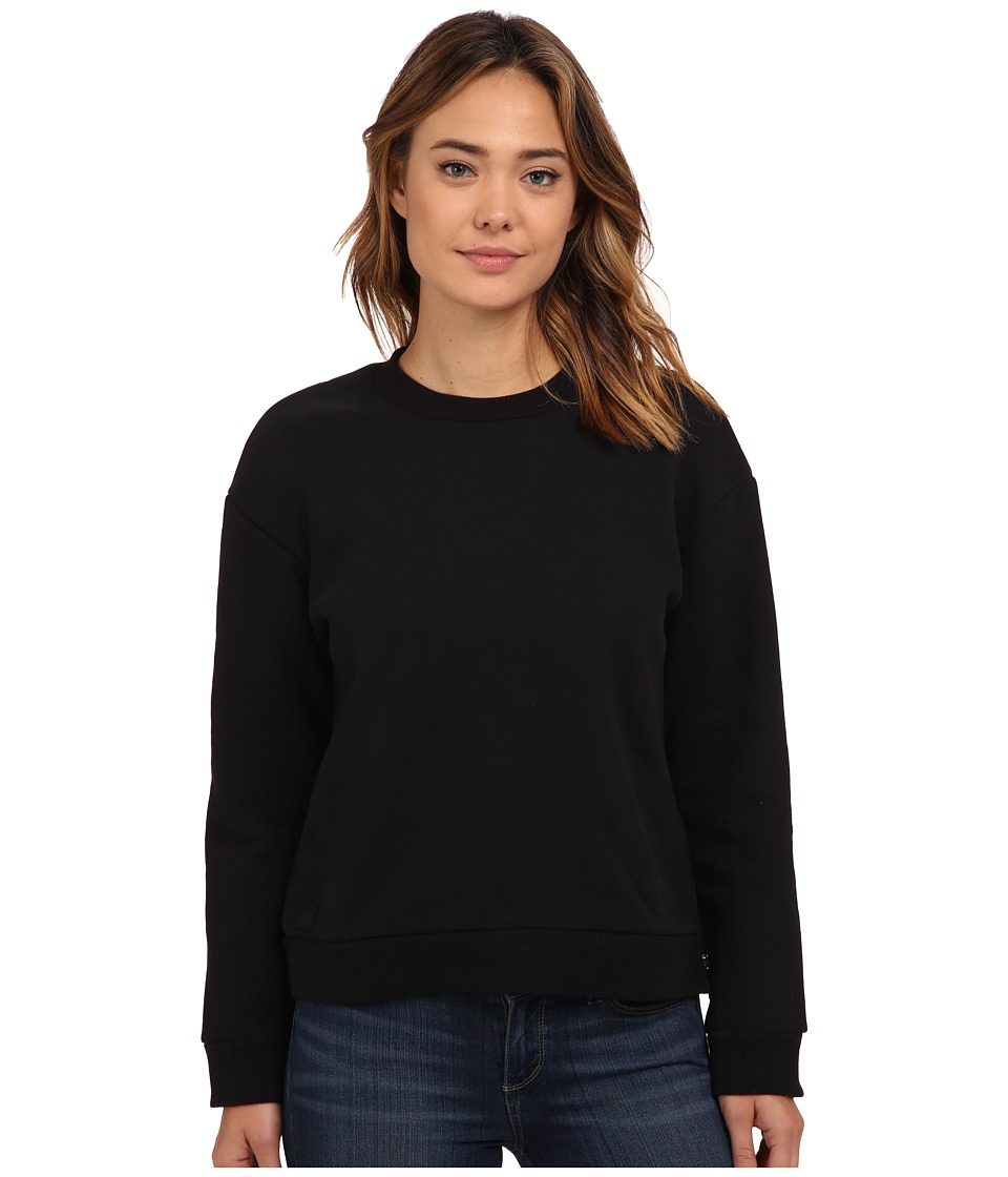 Obey - Undercover Crew Neck (Black) Women's Sweatshirt