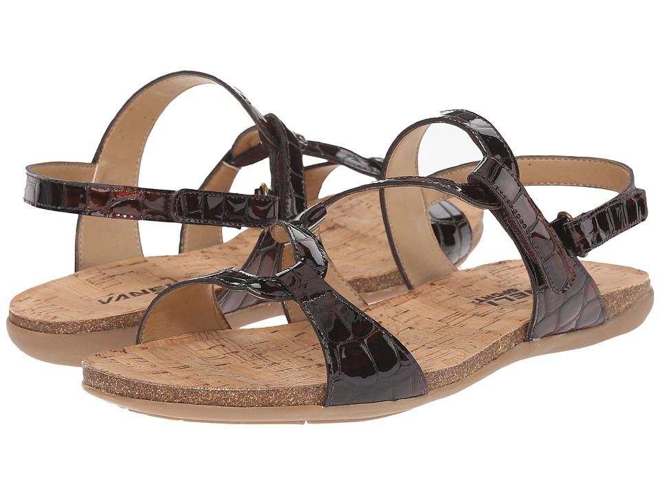 Vaneli - Barmer (Brown Loc Karnak/Print) Women's Wedge Shoes