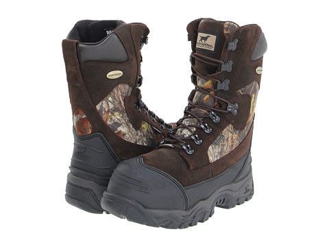 Irish Setter - Snow Tracker Pacs Ultra Dry 10 2871 (Brown Frisco Leather/Mobu Cordura Fabric) Men's Cold Weather Boots