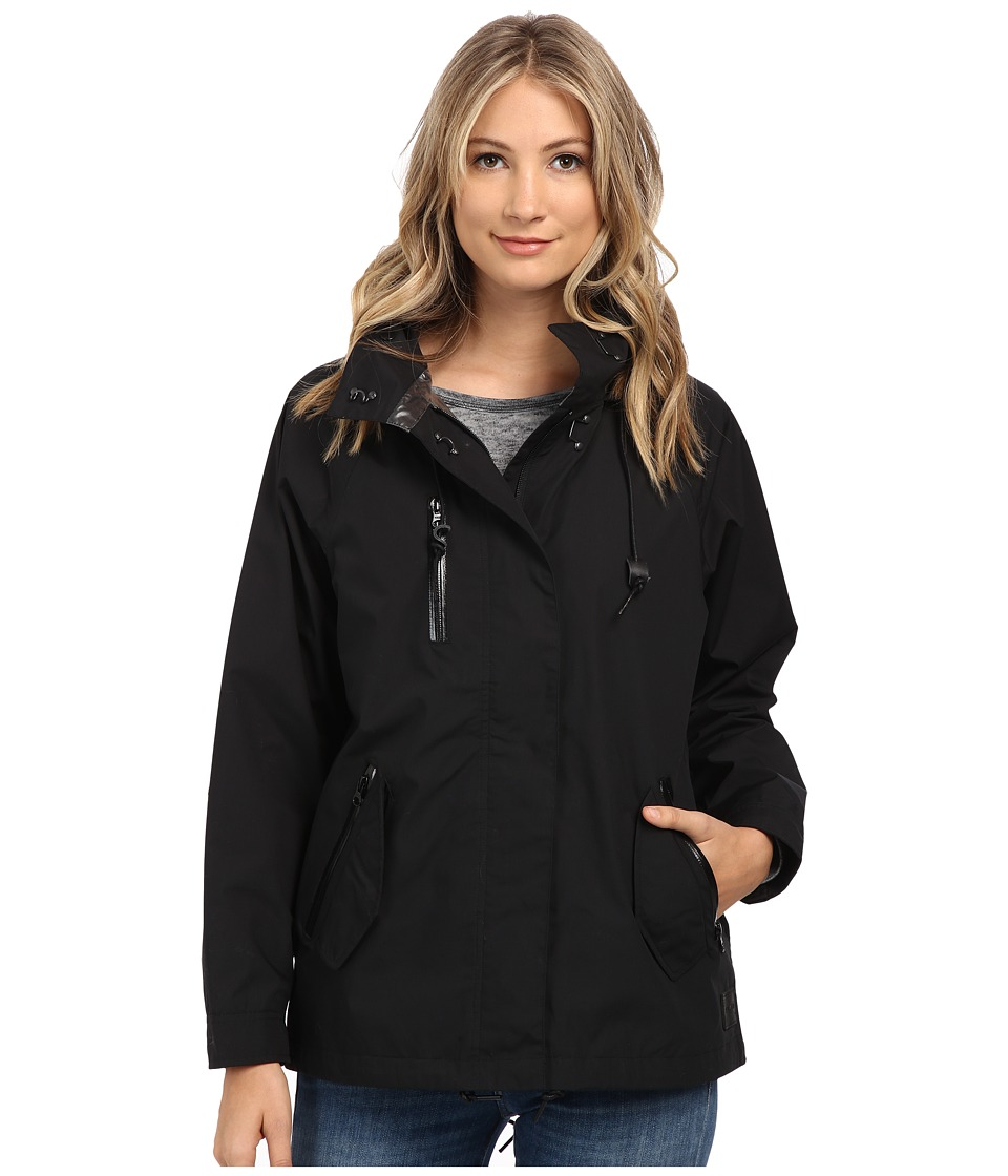 Obey - El Nino Jacket (Black) Women's Coat