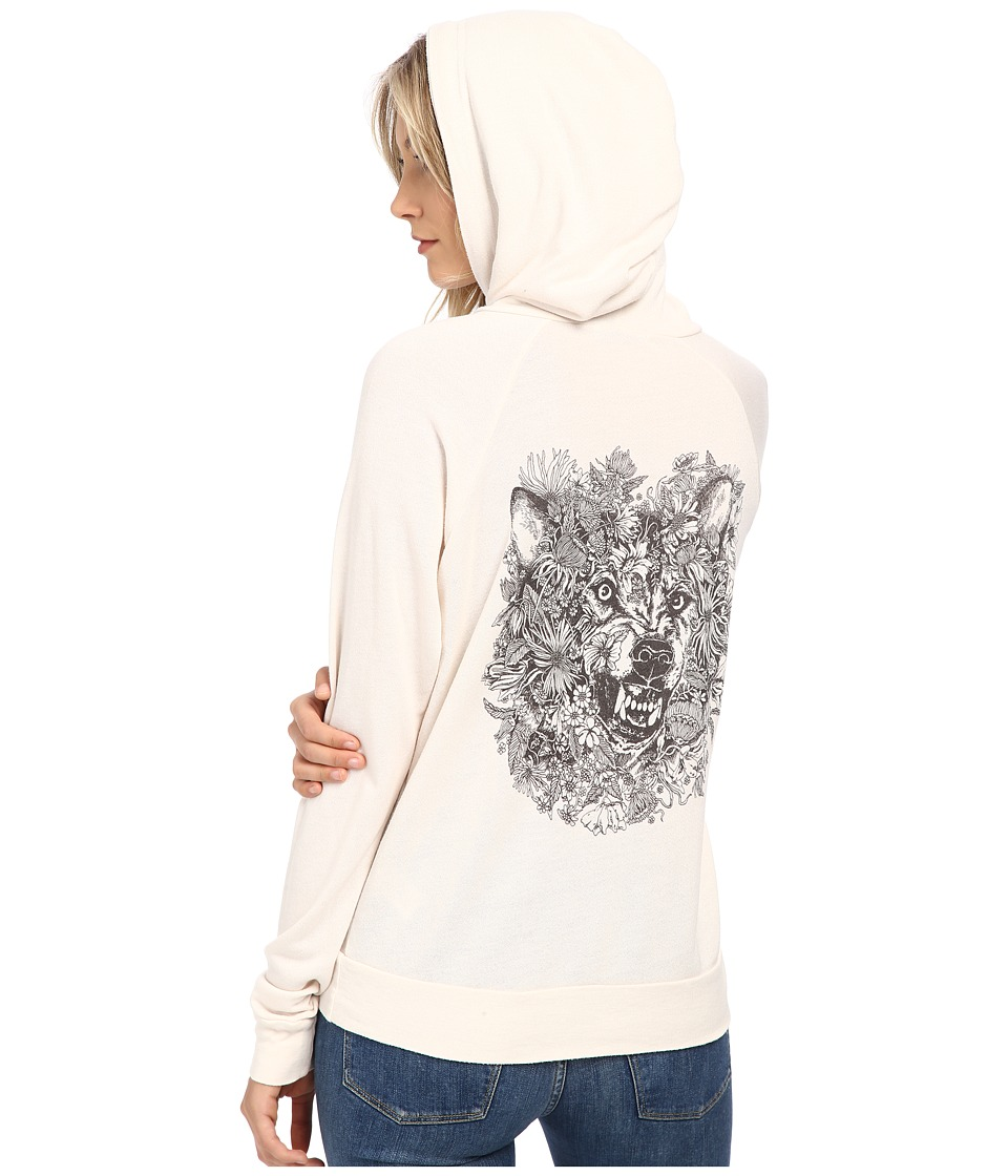 Obey - Pretty Dangerous Pullover (Moon Beam) Women's Sweatshirt
