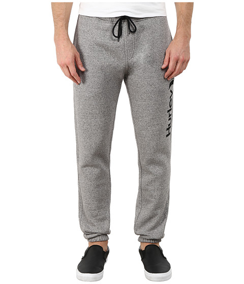 Hurley - Getaway Fleece Bottom (White) Men's Fleece