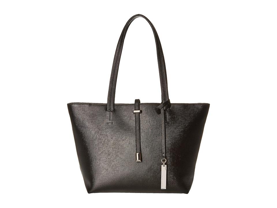 Vince Camuto - Leila Small Tote (Nero) Tote Handbags