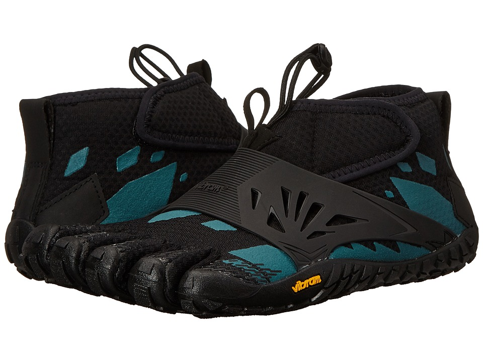 Vibram FiveFingers - Spyridon MR Elite (Black/Blue) Women's Shoes