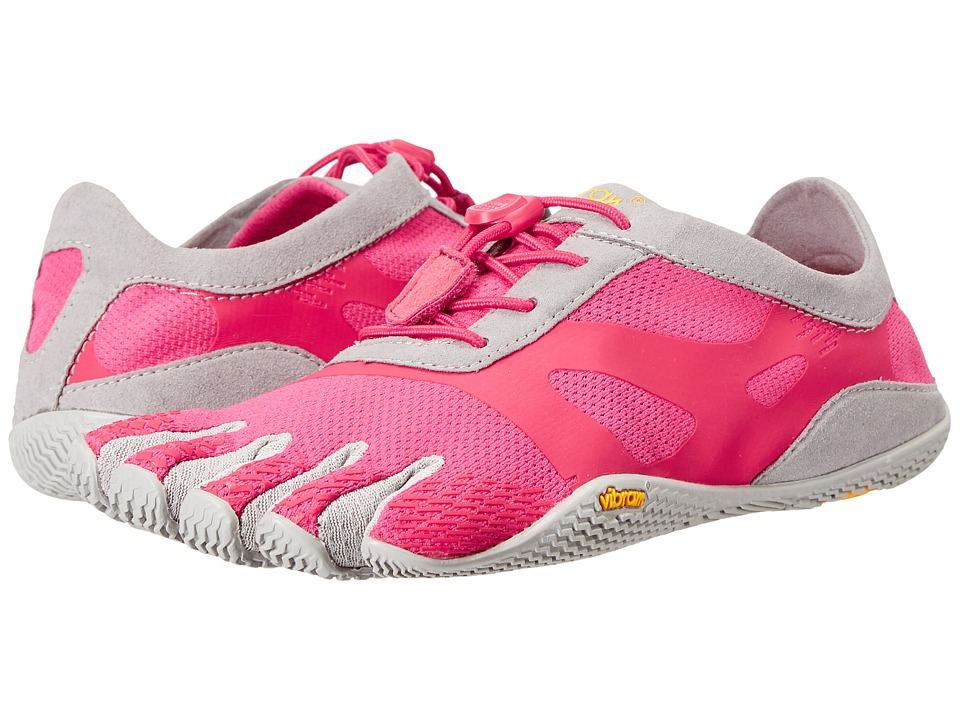 Vibram FiveFingers - KSO EVO (Pink/Grey) Women's Shoes