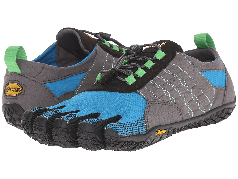 Vibram FiveFingers Trek Ascent (Grey/Blue/Green) Women