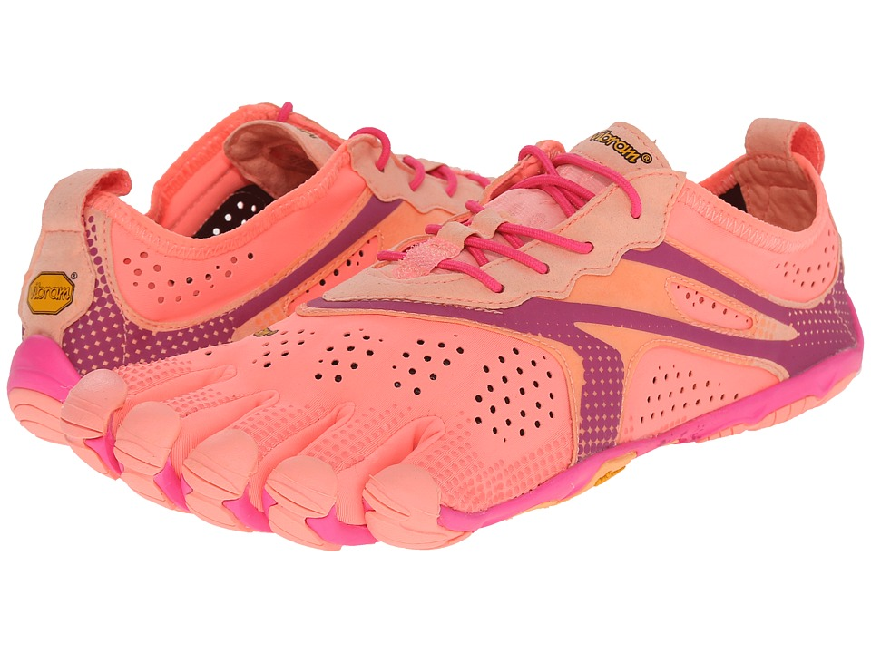 Vibram FiveFingers V Run (Pink/Red) Women