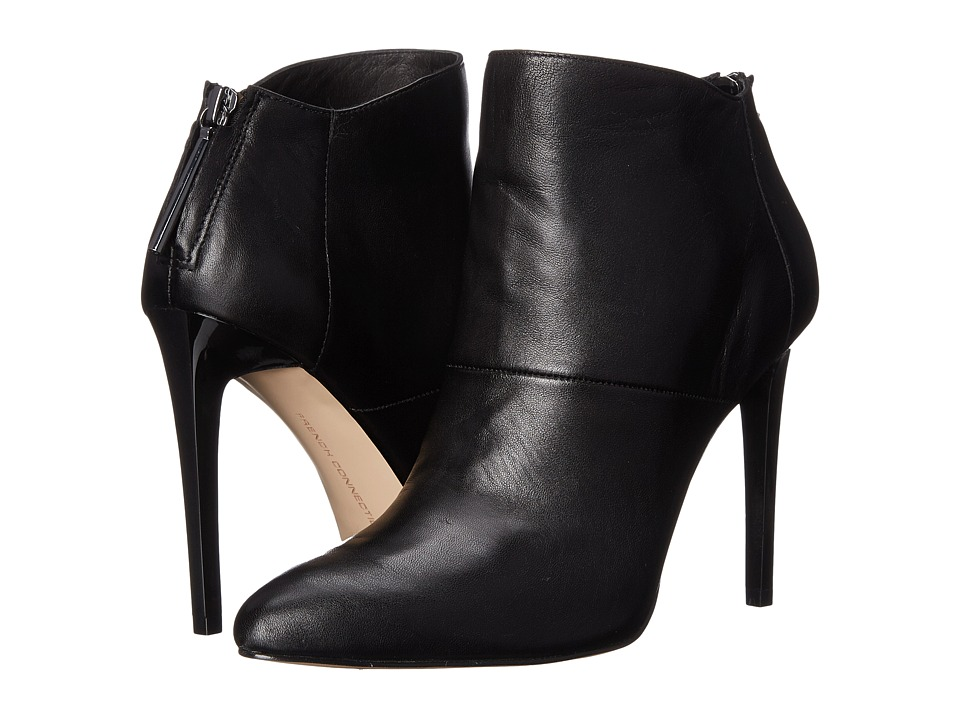 French Connection - Moriah (Black) Women's Shoes